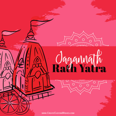Rath Yatra Wishes Images, Messages, Quote