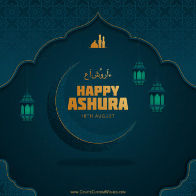 Ashura 2021 Wishes Images, Status, Greetings, Quotes and Messages