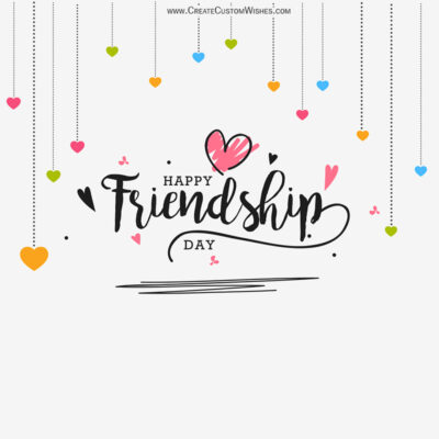 Greeting Cards for Friendship Day 2021