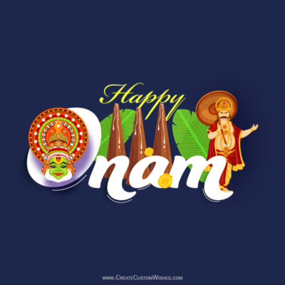 Greeting Cards for Happy Onam 2021