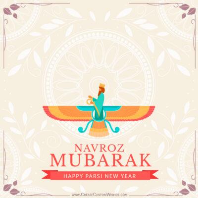 Greeting Cards for Navroz Mubarak 2021