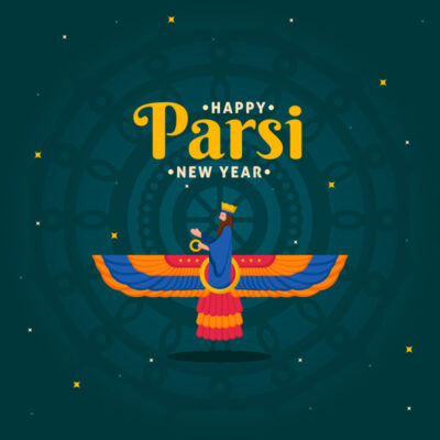 Greeting Cards for Parsi New Year 2021