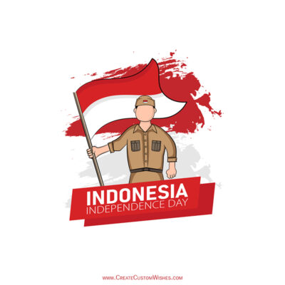 Indonesia Independence Day Wishes Images, Greetings, Messages, Quotes and Status