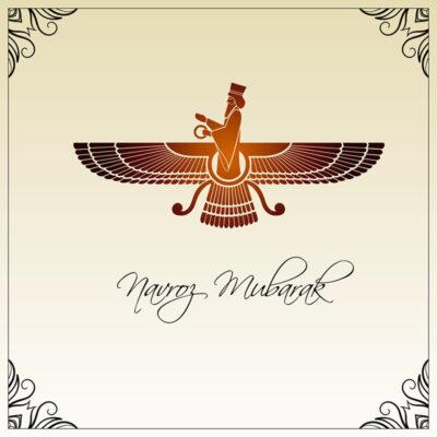 Navroz Mubarak Wishes with Name & Photo