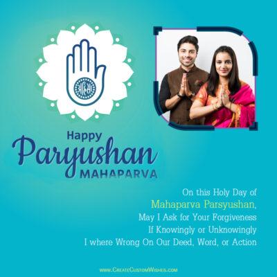Paryushan Parva 2021 Wishes with Photo