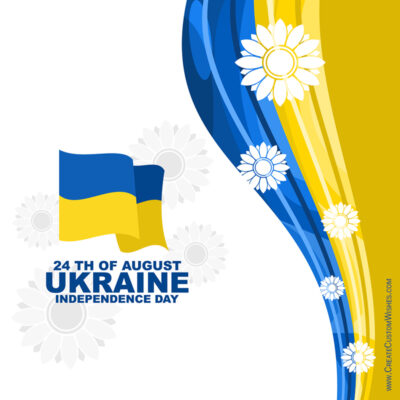 Ukraine Independence Day Wishes Images, Greetings, Messages, Quotes and Status