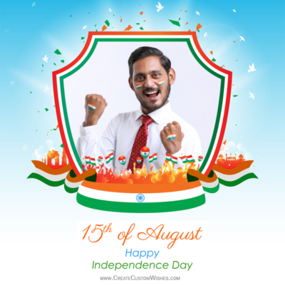 15th August Independence Day Wishes with Photo