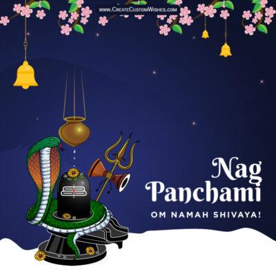 Greeting Cards for Nag Panchami 2021