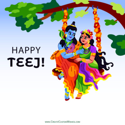 Hariyali Teej 2021 Wishes Images, Greetings, Messages, Quotes and Status