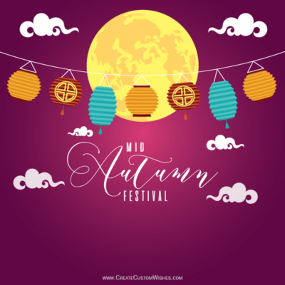 Mid-Autumn Festival 2021 Wishes Images, Greetings, Messages, Quotes & Status
