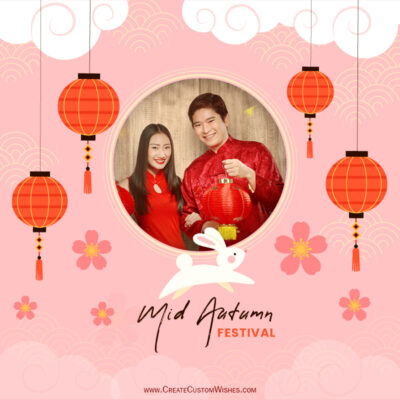 Mid-Autumn Festival 2021 Wishes with Photo