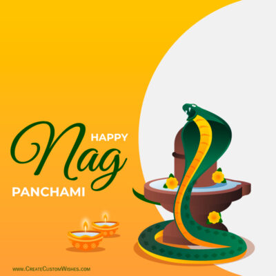 Nag Panchami 2021 Wishes Images, Greetings, Messages, Quotes and Status