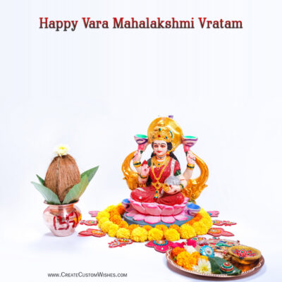 Varalakshmi Vratam 2021 Wishes Images, Greetings, Messages, Quotes and Status