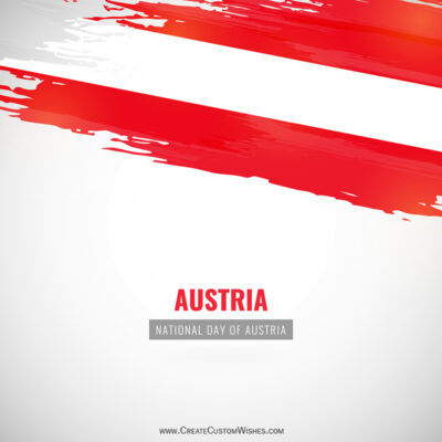 Austria National Day 2021 Wishes Images, Greetings, Messages & Quotes