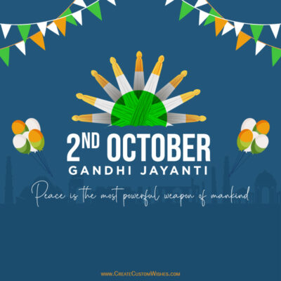 Gandhi Jayanti 2021 Wishes Images, Greetings, Messages, Status & Quotes