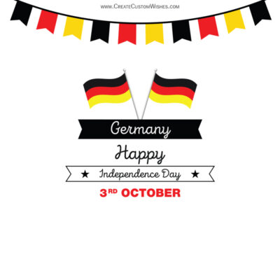 German Unity Day 2021 Wishes Images, Greetings, Messages, Quotes and Status