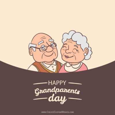 Greeting Cards for Grandparents Day 2021