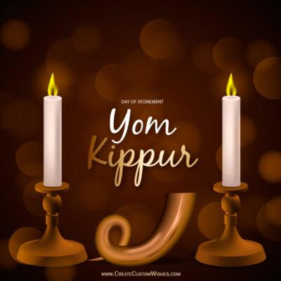 Greeting Cards for Yom Kippur 2021