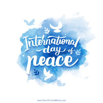 International Day of Peace 2021 Wishes Images, Greetings, Messages & Quotes