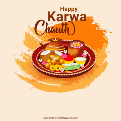 Karwa Chauth 2021 Wishes Images, Greetings, Messages, Quotes & Status