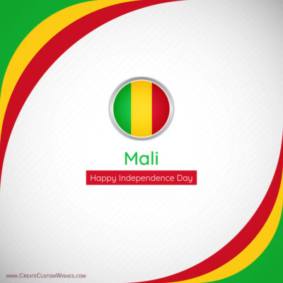 Mali Independence Day 2021 Wishes Images, Greetings, Messages, Quotes and Status