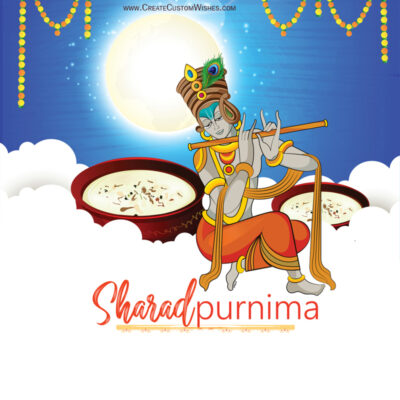 Sharad Purnima 2021 Wishes Images, Greetings, Messages, Quotes & Status