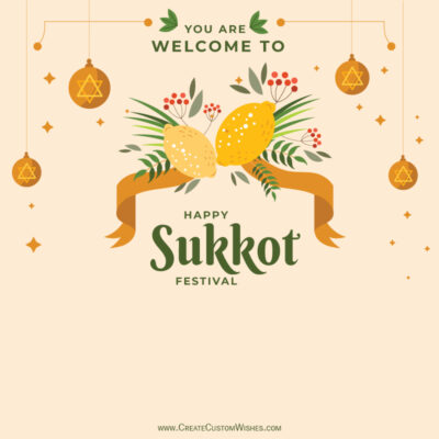 Sukkot 2021 Wishes Images, Greetings, Messages, Quotes and Status