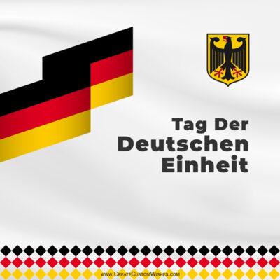 Tag der Deutschen Einheit 2021 wünscht Bilder, Grüße, Botschaften und Zitate