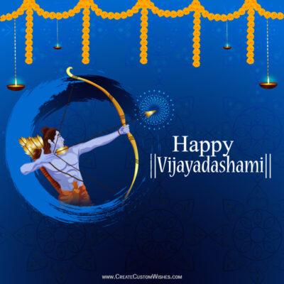 Vijaya Dashami 2021 Wishes Images, Greetings, Messages, Status & Quotes