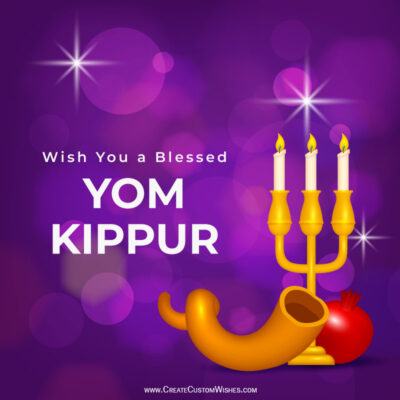 Yom Kippur 2021 Wishes Images, Greetings, Messages, Quotes & Status