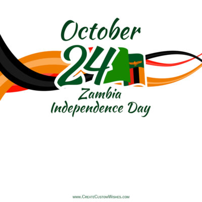 Zambia Independence Day 2021 Wishes Images, Greetings, Messages, Quotes and Status