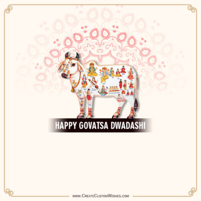 Govatsa Dwadashi 2021 Wishes Images, Greetings, Messages, Quotes and Status