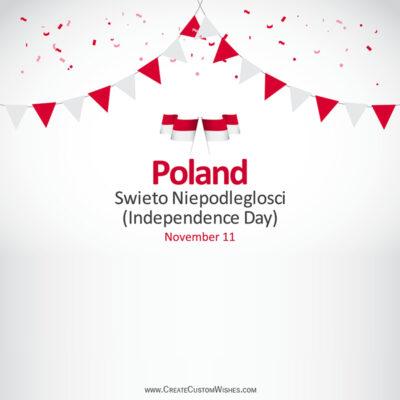 Święto Niepodległości Polski 11 listopada Życzenia, przesłania i cytaty