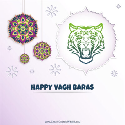 Vagh Baras 2021 Wishes Images, Greetings, Messages, Quotes and Status