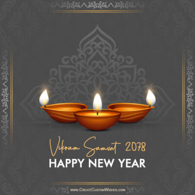 Vikram Samvat 2078 New Year Wishes Images, Greetings, Messages, Quotes and Status